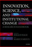 Innovation, Science, and Institutional Change : A Research Handbook, , 019957345X