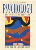 Psychology : The Science of Behavior, Carlson, Neil R. and Buskist, William, 0205193455