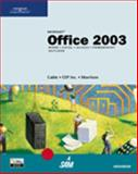 Microsoft Office 2003 - Advanced Course, Pasewark, William R. and CEP Inc., Staff, 0619183454