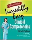Clinical Competencies, Buchman, Michelle, 0781763452