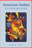 American Indian Literature, Alan R. Velie, 0806123451