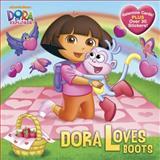 Dora Loves Boots (Dora the Explorer), Alison Inches, 0385373457