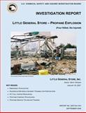 Investigation Report: Little General Store- Propane Explosion, U. S. Chemical Safety Investigation Board, 1500483451