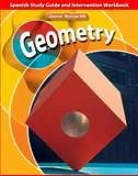 Geometry, Spanish Study Guide and Intervention Workbook, McGraw-Hill Staff, 0078773458