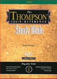 Thompson Chain Reference Bible 9780887073458