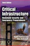 Critical Infrastructure, Robert S. Radvanovsky and Allan McDougall, 1466503459