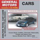 GM Cars, 1963-2000 9780801993459