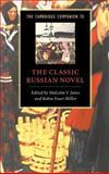 The Cambridge Companion to the Classic Russian Novel 9780521473460