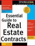 Essential Guide to Real Estate Contracts, Mark Warda, 1572483466