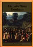 Life in Elizabethan England, A. H. Dodd, 187108346X