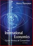 International Economics, Thompson, 9812563466