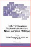 High-Temperature Superconductors and Novel Inorganic Materials, , 0792353463