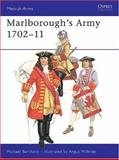 Marlborough's Army 1702-11, Michael Barthorp, 0850453461