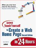 Sams Teach Yourself to Create a Home Page in 24 Hours, Rogers Cadenhead, 0672313464