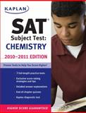 SAT Subject Test Chemistry 2010-2011, Claire Aldridge, 1419553461