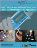 Coal Dust Explosibility Meter Evaluation and Recommendations for Application, Department of Human Services and Centers for and Prevention, 1493573462