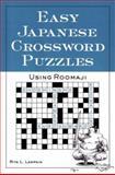 Easy Japanese Crossword Puzzles : Using Roomaji, Lampkin, Rita L., 0844283460