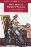Early Modern Women's Writing, , 0192833464
