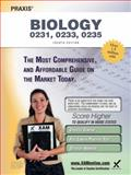Praxis Biology 0231, 0233, 0235 Teacher Certification Study Guide Test Prep, Sharon A. Wynne, 160787346X