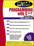 Schaum's Outline of Programming with C++, Hubbard, John R., 0071353461