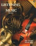 Listening to Music, August, June and Zorn, Jay D., 0139073469