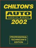 Chilton's Auto Service Manual, 1998-2002, Chilton Automotive Editorial Staff, 0801993466