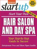 Start Your Own Hair Salon and Day Spa, Sandlin, Eileen Figure, 1599183463