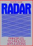 Radar : Principles, Technology, Applications, Edde, Byron, 0137523467