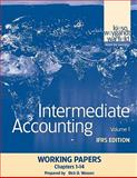 Intermediate Accounting, Kieso, Donald E. and Warfield, Terry D., 0470613467