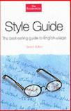The Economist Style Guide 9781861973467