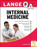 Internal Medicine, Patel, Yashesh, 0071703462
