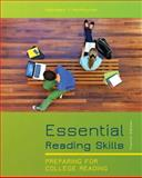 Essential Reading Skills, McWhorter, Kathleen T. and Sember, Brette M., 0205823467