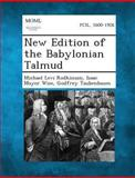 New Edition of the Babylonian Talmud, Michael Levi Rodkinson and Isaac Mayer Wise, 1289353468