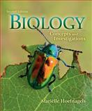 Biology : Concepts and Investigations, Hoefnagels, Mariëlle, 0073403474