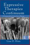 Expressive Therapies Continuum, Lisa D. Hinz, 0415963478