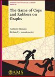 The Game of Cops and Robbers on Graphs, Anthony Bonato and Richard J. Nowakowski, 0821853473