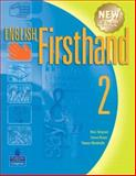 English Firsthand New Gold Ed S/B 2, Helgesen, Marc and Brown, Steven, 9620053478