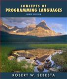 Concepts of Programming Languages, Sebesta, Robert W., 0136073476