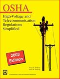 OSHA Stallcup's° High-Voltage and Telecommunication Regulations Simplified, Stallcup, James G., 076374347X