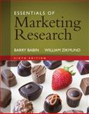 Essentials of Marketing Research (with Qualtrics Printed Access Card), Babin, Barry J. and Zikmund, William G., 1305263472
