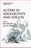 Autism in Adolescents and Adults, , 1475793472