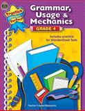 Grammar, Usage and Mechanics, Grade 4, Kelly, 0743933478