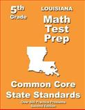 Louisiana 5th Grade Math Test Prep, Teachers Treasures, 1491203471