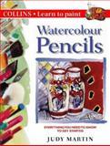 Watercolour Pencils, Judy Martin, 0004133471