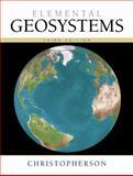 Elemental Geosystems, Christopherson, Robert W., 0130553476