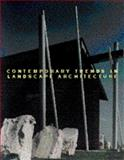 Contemporary Trends in Landscape Architecture, Cantor, Steven L., 0442023472