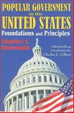Popular Government in the United States 9780202363479
