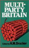 Multi-Party Britain, , 0275903486