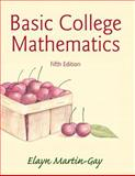 Basic College Mathematics Plus NEW MyMathLab with Pearson EText -- Access Card Package 5th Edition