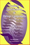 System Specification and Design Languages : Best of FDL'02, , 1441953485